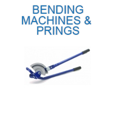 bending Machines and Springs