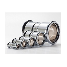 Xpress Copper Chrome Fittings