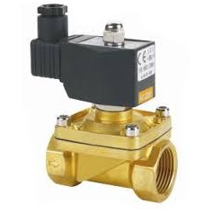 Gas & Water Saftey Shut-Off Solenoid Valves