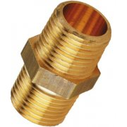 "Threaded Brass Fittings 1/4"" to 4"""