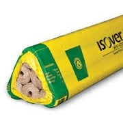 ISOVER Foil Faced Pipe Insulation