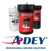 Adey Magnaclean Filters and chemicals