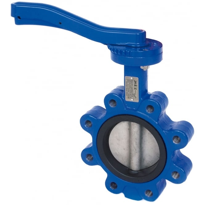 Albion Art 135 Ductile Iron Lugged And Tapped Butterfly Valve
