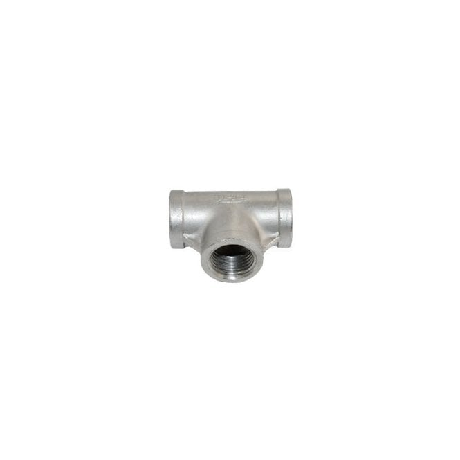 8e4e07138e79 Albion Reducing Tee BSP 150lbs 316 Stainless Steel - Pipe   Fittings ...