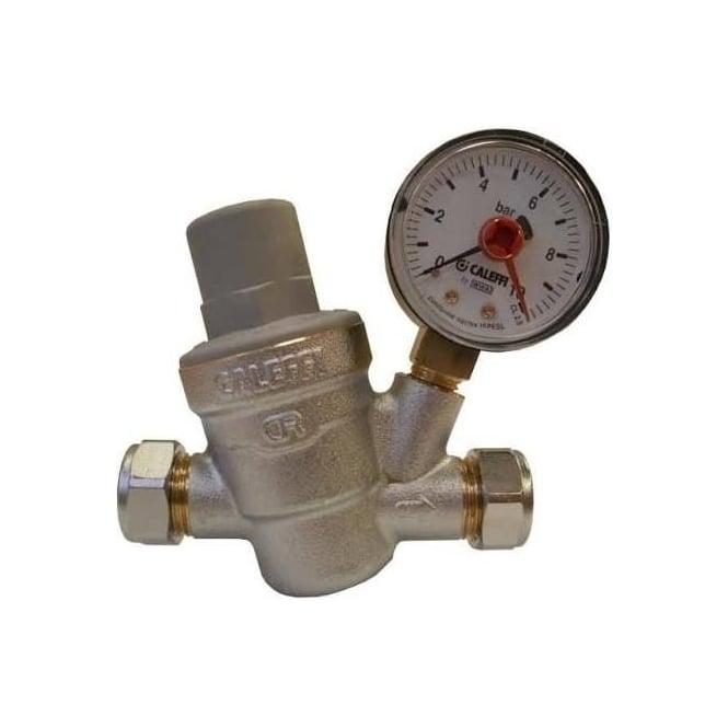 Altecnic Caleffi pressure reducing valve