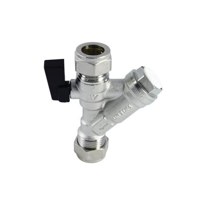 Altecnic Calflow-Plus Flow Regulator Ball Valve
