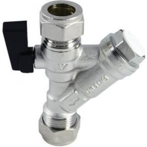 Calflow-Plus Flow Regulator Ball Valve