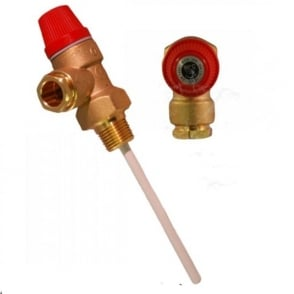 Temperature/Pressure Relief Valves