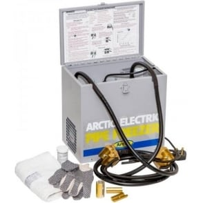 ARCTIC ELECTRIC Mini Freezer 8-22mm
