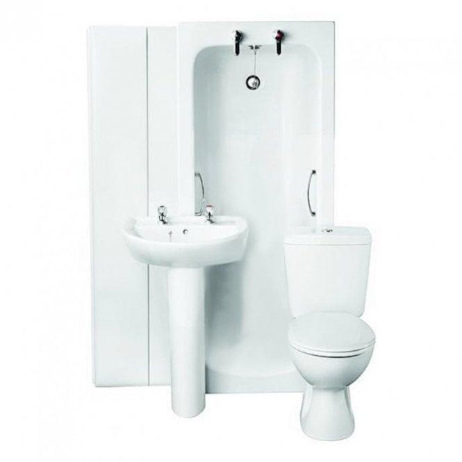 Armitage Shanks Sandringham 21 Bathroom Suite (Check ...