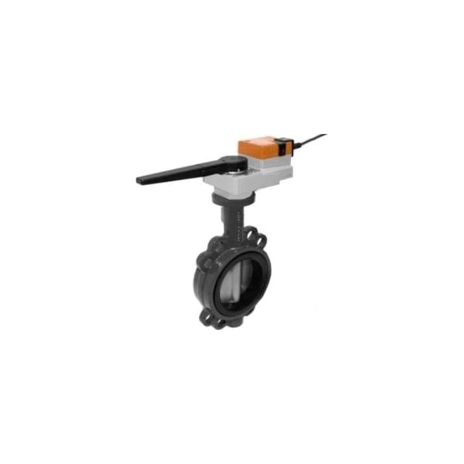 Belimo Butterfly Valve C/W 24v Actuator - SR24A-5