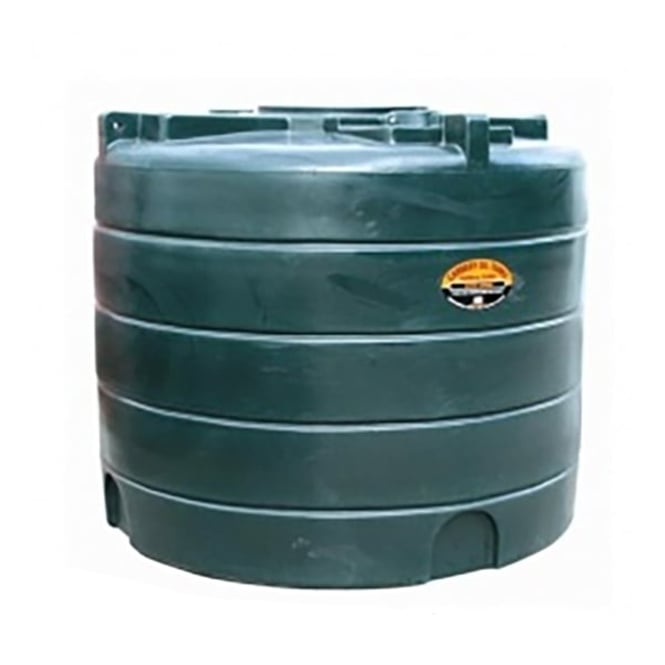 Carbery Bunded Oil Tank 2650L