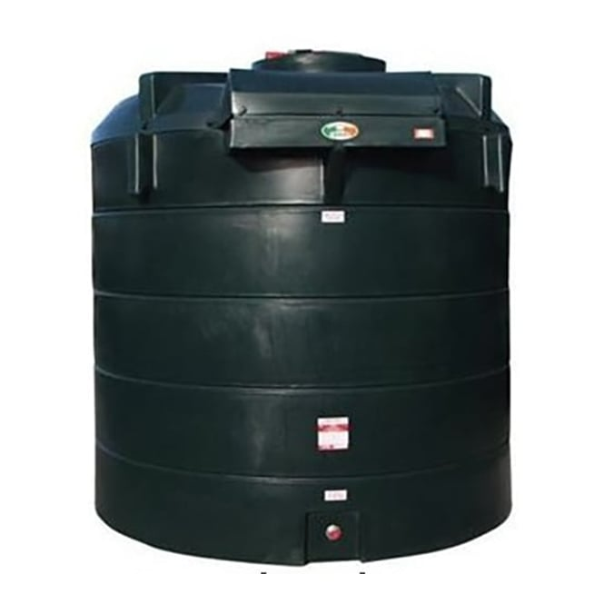 Carbery Bunded Oil Tank Vertical 6140L