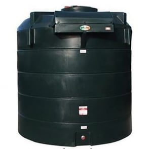 Carbery Bunded Oil Tank Vertical 6140L