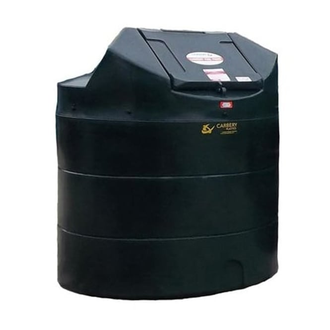 Carbery Oil Bunded Tank 1374L