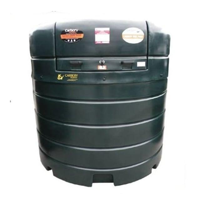Carbery Oil Tank Fuel Premium Vertical Point 2688L
