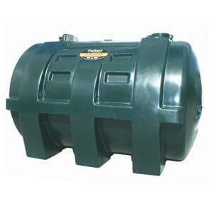 Carbery Oil Tank Horizontal Single Skin 1396L