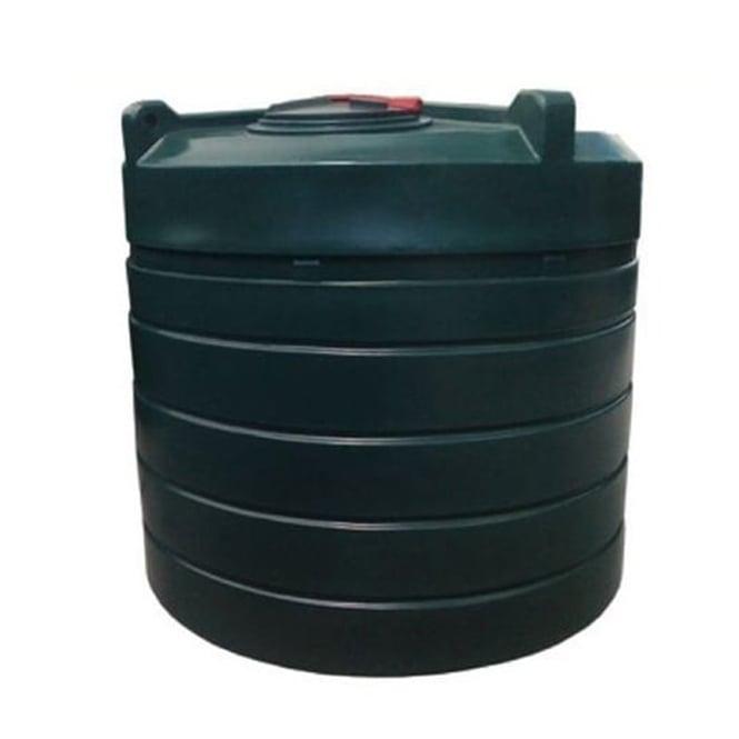 Carbery Oil Tank Vertical 2500VB Bunded (H 1900mm x Dia  1870mm)