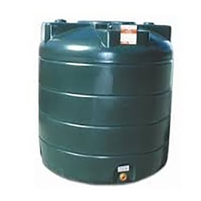 Carbery Oil Tank Vertical Single Skin 1378L