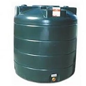 Carbery Oil Tank Vertical Single Skin 1378L