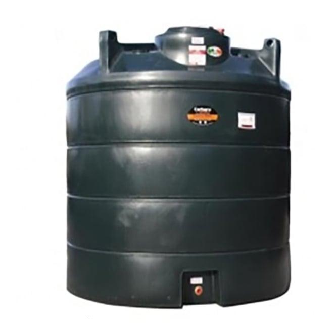 Carbery Oil Tank Vertical Single Skin 6140L