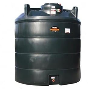 Carbery Oil Tank Vertical Single Skin 6140L