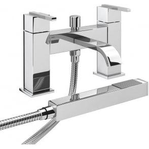 Epic Bath Filler Mixer With Shower Kit