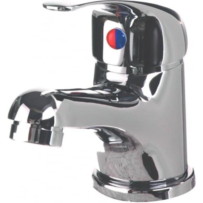 Casselli Rio Mono Single Lever Basin Mixer With Waste TDY005