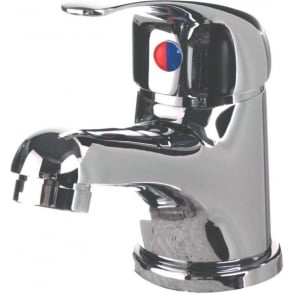 Rio Mono Single Lever Basin Mixer With Waste TDY005