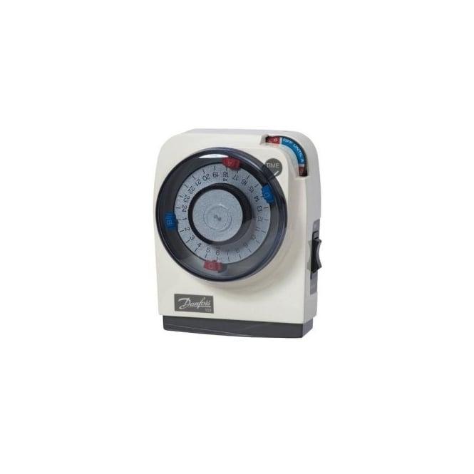 Danfoss 102 24HR Mechanical Mini-Programmer 087N652100