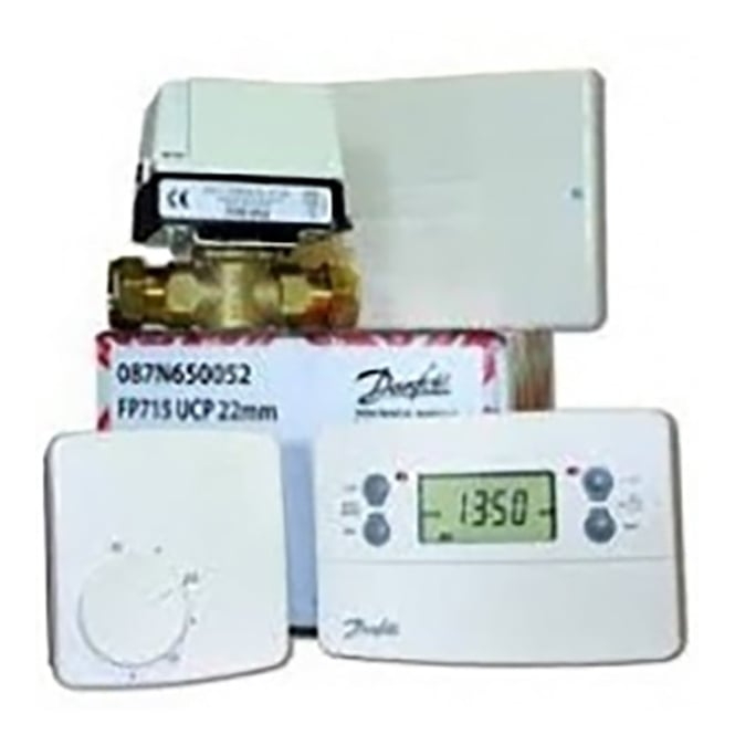 Danfoss FP715 22mm Unvented Control Pack