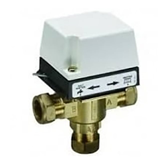 Danfoss HS3 22MM 3 Port valve