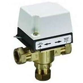 Danfoss HS3 22MM 3 Port valve