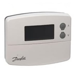 Danfoss TP4000 Prog R/STAT 24HR Wired