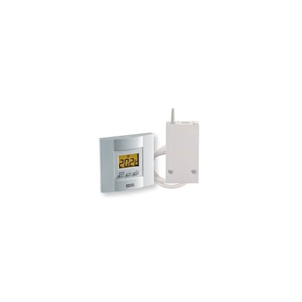 delta dore tybox 23 wireless room thermostat central. Black Bedroom Furniture Sets. Home Design Ideas