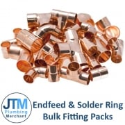 Endfeed & Solder Ring Bulk Fitting Packs