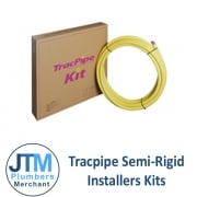 Tracpipe Semi Rigid Gas Installer Kits