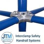 Interclamp Safety Handrail Systems