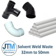 Solvent Weld Waste 32mm-50mm