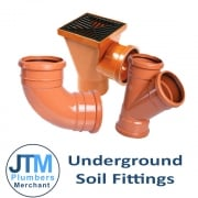 Underground Soil Fittings