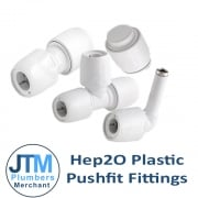Hep²O Fittings