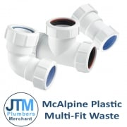 McAlpine Multifit Waste