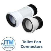 Toilet Pan Connectors