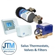 Salus Thermostats, Valves & Filters