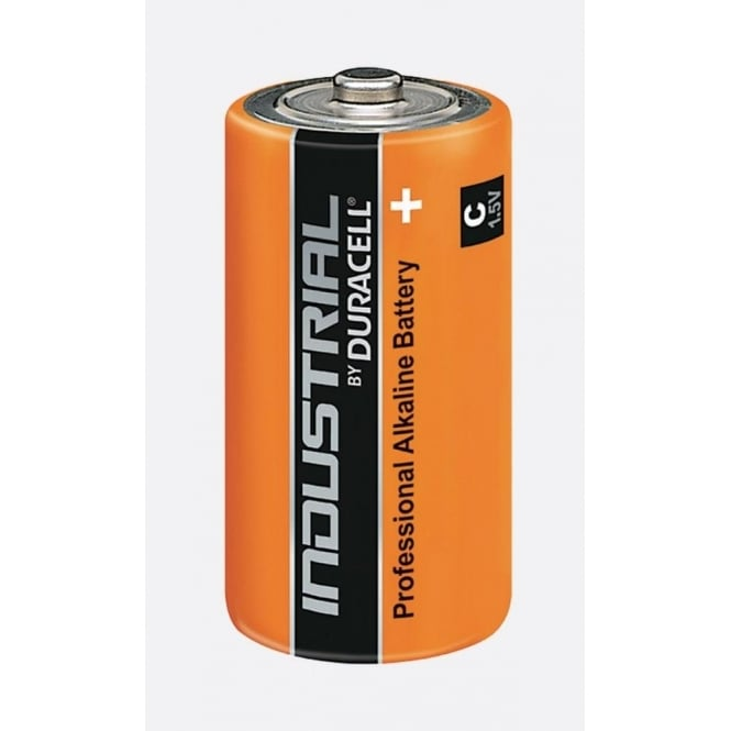 Duracell ID1400 - Industrial C Size Batteries (Pack of 10)