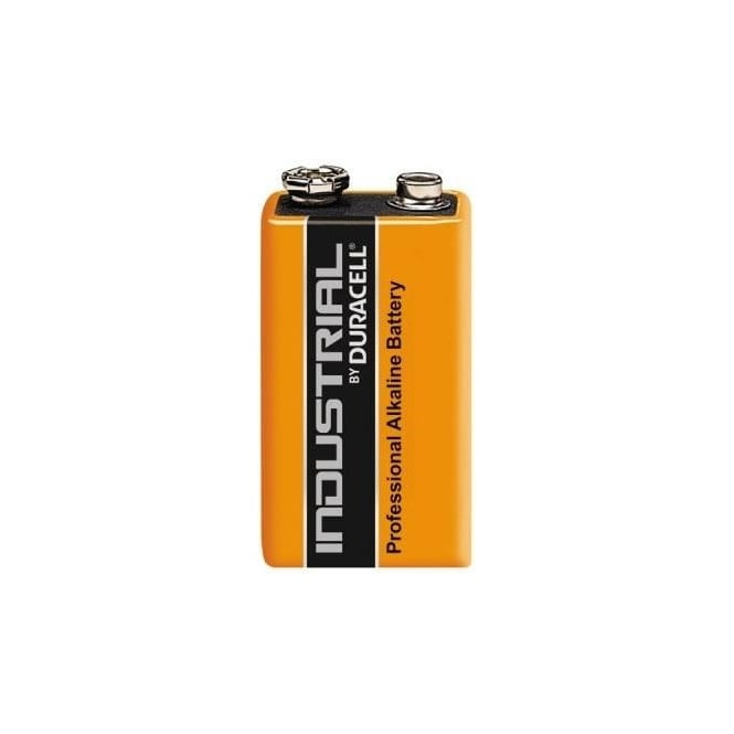 Duracell ID1604 - Industrial 9V Size Batteries (Pack of 10)