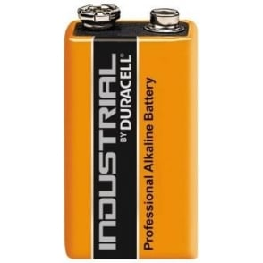 ID1604 - Industrial 9V Size Batteries (Pack of 10)