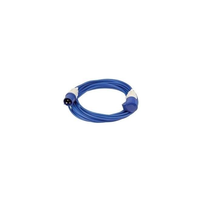 EL240A 230V Extension Cable  14m 16a Plug And Socket