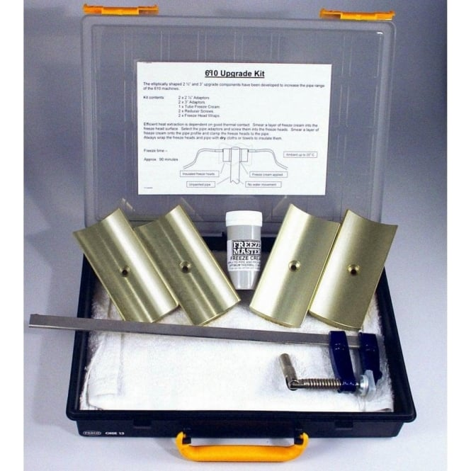"""Hayes Products ELECTRIC 2.5""""-3"""" Adaptor Set"""