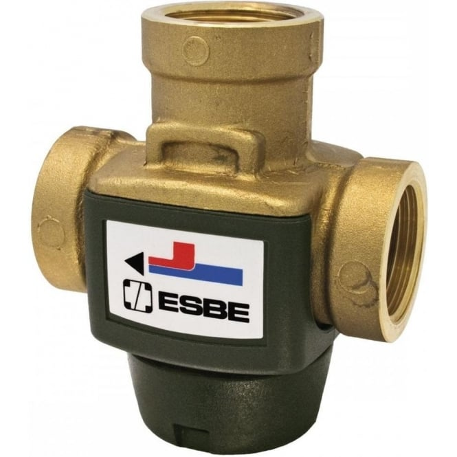 ESBE Valves ESBE VTC 311 RANGE LOAD PROTECTION VALVES